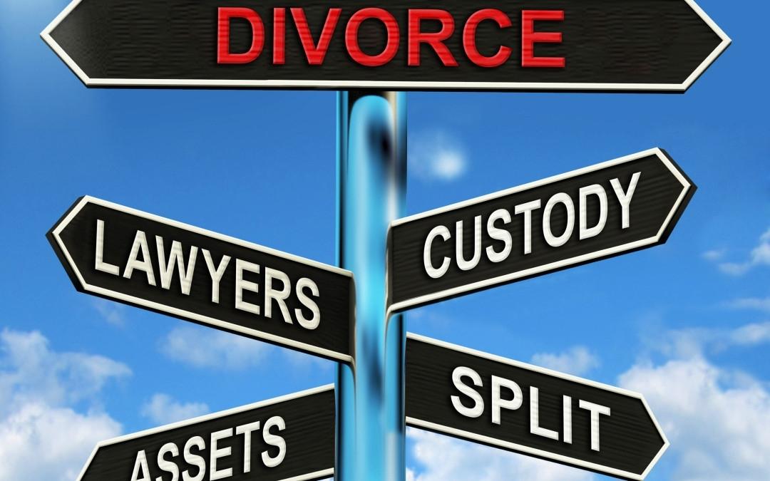 Divorce, A Broken Union,