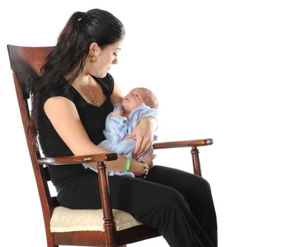 Resiliency of Motherhood,