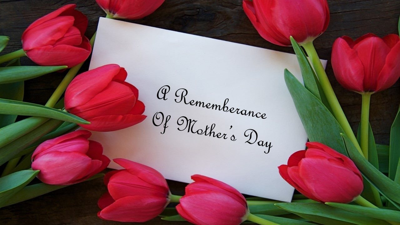 A Remembrance of Mother