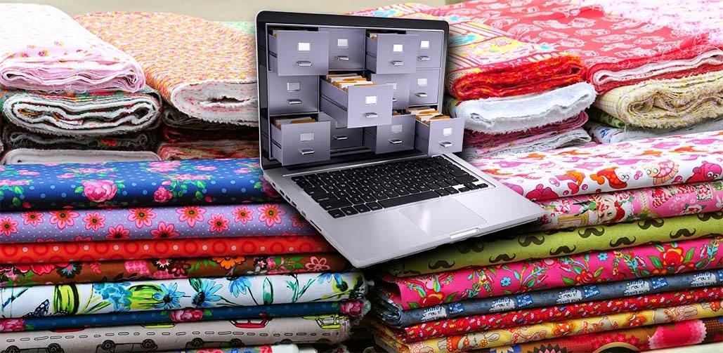 Organizing Your Fabric Stash,